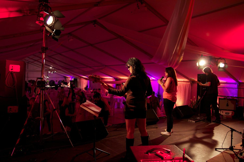 Die AlleyCats in Mittweida bei der Firma ACSYS - 10-jähriges Jubiläum